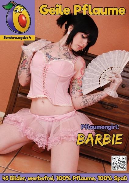 Erotikmagazin Geile Pflaume Sonderausgebe 4 Barbie